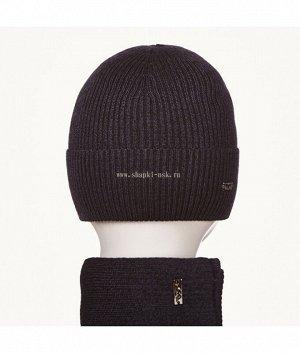 295 T (шапка+шарф) Комплект