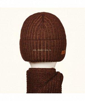 851 T (шапка+шарф) Комплект