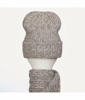 9229 (колпак+шарф) Комплект