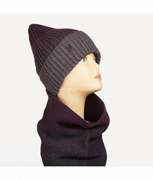 Salto (шапка+шарф-кольцо) Комплект