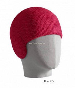 HELM Шапка Тип изделия: Шапка с ушками; Размер: универсальный; Отворот: шапка с подворотом; Состав: 50% мериносовая шерсть 50% акрил; Подклад: поликолон