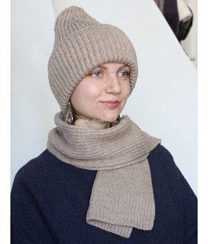 479-К-ТД (56-58) (шапка+шарф) Комплект
