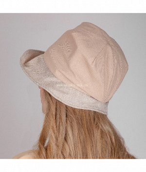 2025 Шляпа Тип изделия: Шляпа; Размер: 54-56; Состав: 100% хлопок; Подклад: 100% хлопок