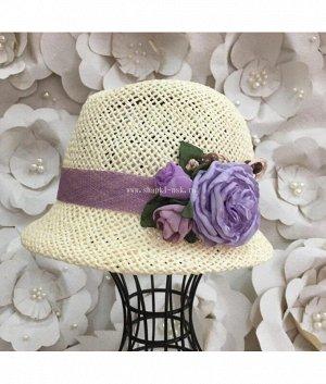 Унисекс-розы Елочка с промином Шляпа