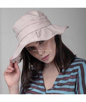 2064 Шляпа Тип изделия: Шляпа; Размер: 54-56; Состав: 100% хлопок; Подклад: 100% хлопок