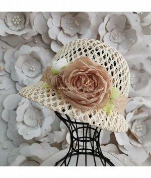 Унисекс-розы Сетка с промином Шляпа