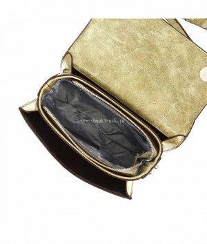 4510 Сумка Скидка по акции: 24; Застежка: на замке; Ручка: Съемная; Материал: экокожа; Тип изделия: Сумка; Размер: 20 x 15