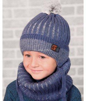21-35-F (48-50) (шапка+воротник) Комплект