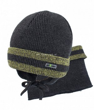 MK3-1712 (52-54) (шапка+снуд) Комплект