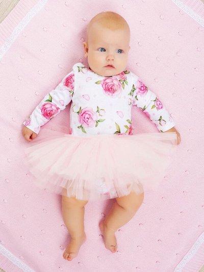 Luxury Baby — С Любовью к малышам, Одежда, выписка, Кружево — Боди для новорожденных