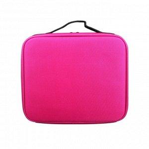 Кейс для маникюрных принадлежностей малый (Розовый)