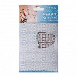 Nail Art- Наклейки на клеевой основе BP-12