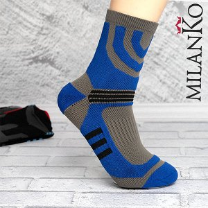 Мужские носки для бега и туризма milanko