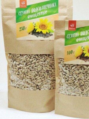 Семена подсолнечника очищенные, 100 г
