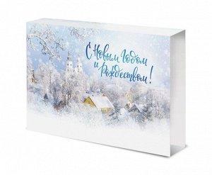 """Кешью и тайская дыня, 90 г """"С Новым годом и Рождеством"""" (обечайка)"""