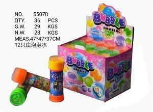 Мыльные пузыри OBL817228 5507D (1/36/12)