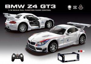 Автомобиль  р/у R/C 1:18 BMW Z4 866-1812 (1/12)