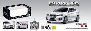Автомобиль  р/у R/C 1:10  BMW X6 866-1001 (1/4)