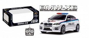Автомобиль  р/у R/C 1:14 BMW VX6 POLICE PROWL CAR  866-1401PB (1/12)