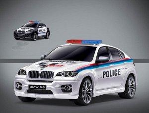 Автомобиль на р/у R/C 1:24 BMW POLICE CAR 866-2404P (1/36)