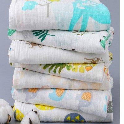 Универмаг товаров для все семьи — Муслиновые пеленки — Пеленки