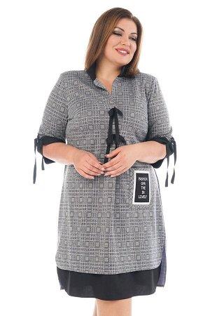 Платье-3045
