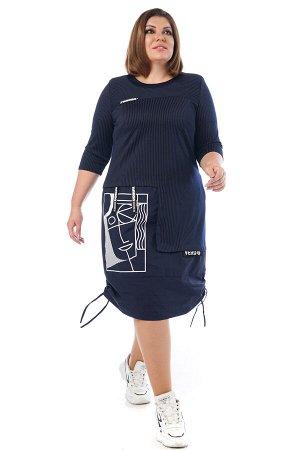 Платье-2911