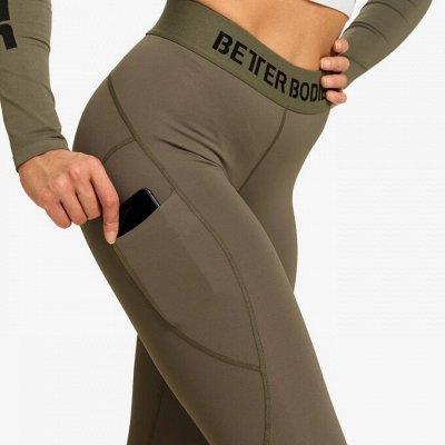 Женская и мужская одежда для фитнеса.Мировые бренды. — Компрессионные штаны/шорты/леггинсы — Для женщин