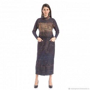Платье 56 размер на высокий рост
