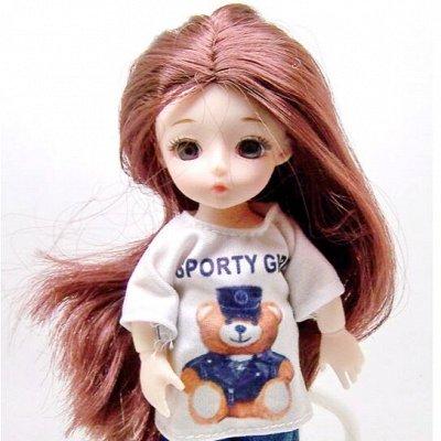 Любимые игрушки для девочек:) — Кукла шарнирная и ОДЕЖКИ для них НОВИНКИ !!!! — Куклы и аксессуары