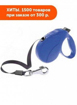 Рулетка AMIGO EASY М (лента) синяя