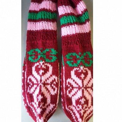 ✨Распродажа склада! В наличии:одежда,все для дома, детское✨  — Бабушкины носочки и варежки! Ручная работа! 299 рублей! — Колготки, носки и чулки