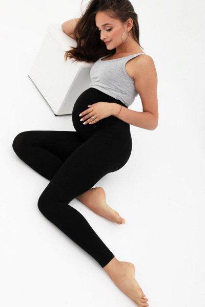 Будь ярче с CONTE💥 Джинсы, блузы, платья. Летние новинки! — Леггинсы дя беременных — Леггинсы и лосины