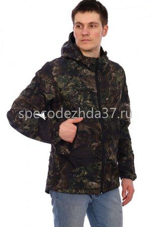 """Куртка """"Везувий"""" цв.КМФ 1 тк.полофлис"""