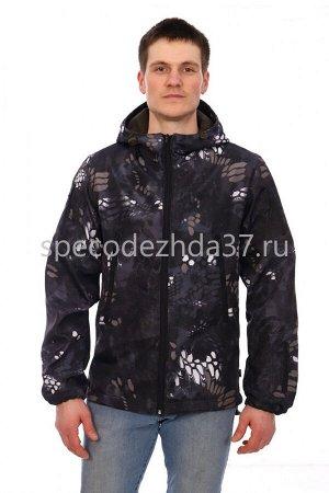 """Куртка """"Везувий"""" цв.КМФ 3 тк.полофлис"""