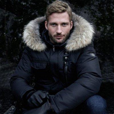 Распродажа -30%. Мужские куртки и пуховики HERMZI — Зимняя куртка-парка Hollies. Сделано в Швеции. Всего 4059 — Куртки