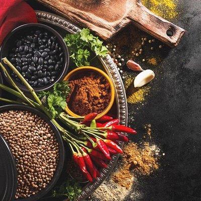 Кубанское Масло+Специи! Ароматные и вкуснейшие! — Новинки! — Для вторых блюд