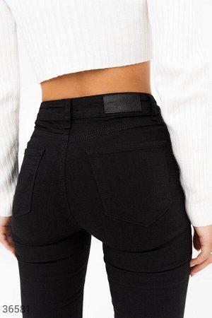 Облегающие джинсы-skinny