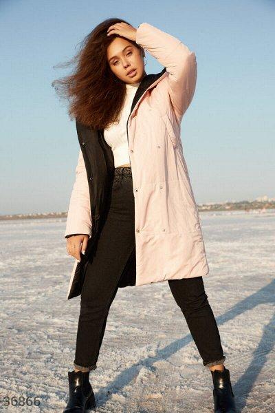 GEPUR женская одежда 🍁 Осень 2020 — верхняя одежда PLUS SIZE+++ — Верхняя одежда