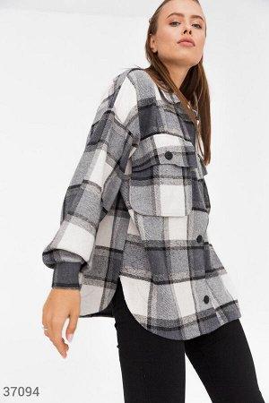 Трендовая куртка-рубашка