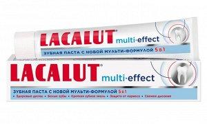 ЛАКАЛЮТ (Lacalut)  з/п. 75мл. Мультиэффект