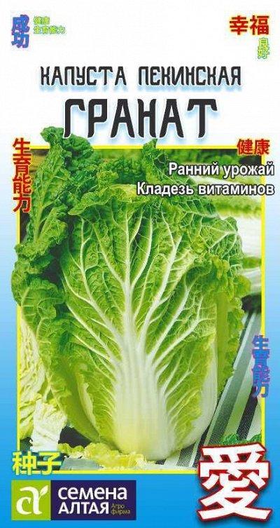 Сидераты вналичии!! — Капуста ЦП — Семена овощей