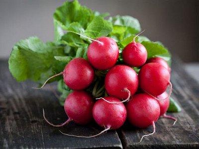Семена Аltая Цена за 2 пачки — Редис — Семена овощей