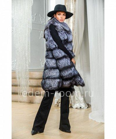 ЭДЕМ!❄ Быстрый дозаказ! Куртки, шубы, пальто, пуховики! — Меховые жилеты — Жилеты