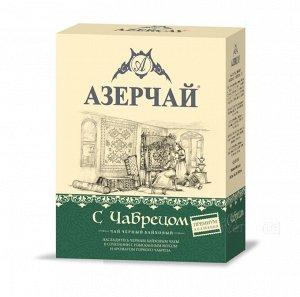 Азерчай черный с чабрецом Premium collection 100гр
