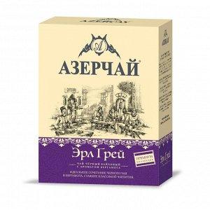 Азерчай черный Эрл Грей с берг. Premium collection 100гр
