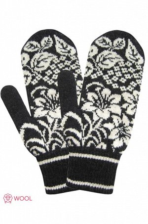 Советская перчаточная фабрика, Варежки женские шерстяные Советская перчаточная фабрика