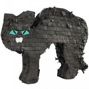 Пиньята Кошка черная