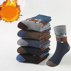 Носки махровые, в ассортименте