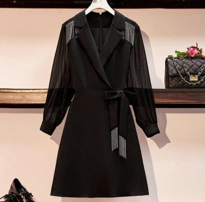 -90%🚩Большие размеры 🚩Одежда XL-5XL Новинки! — Платья и костюмы больших размеров — Платья